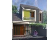 Renovasi rumah luas 92 m2