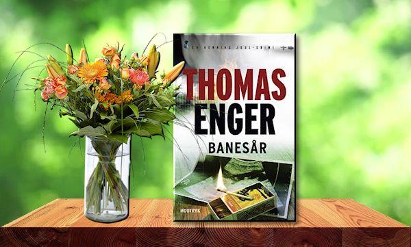 """""""Banesår"""" af Thomas Enger"""