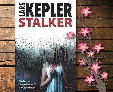 """Boganmeldelse """"Stalker"""" af Lars Kepler"""