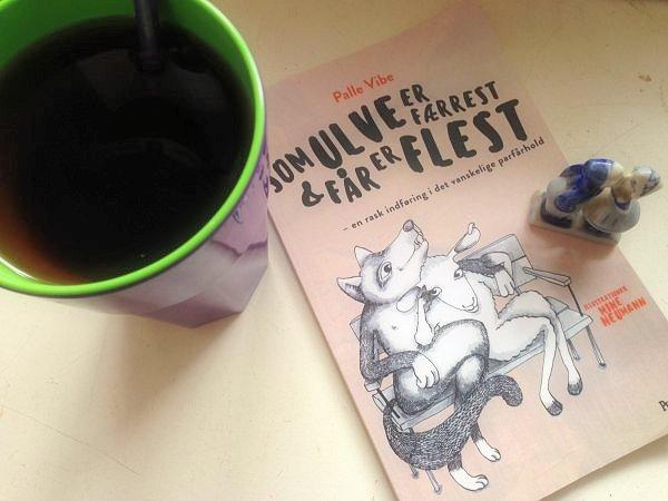 """""""Som ulve er færrest & får er flest"""" af Palle Vibe - bogsanmeldelse - Jensens bogblog"""