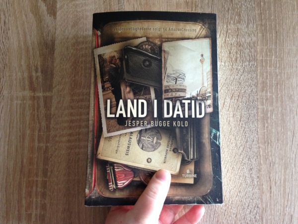"""""""Land i datid"""" af Jesper Bugge Kold - boganmeldelse - Jensens bogblog"""