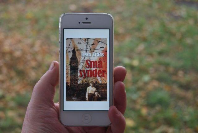 """""""Små synder"""" af Lissa Evans - boganmeldelse - Bogfinken bogblog"""