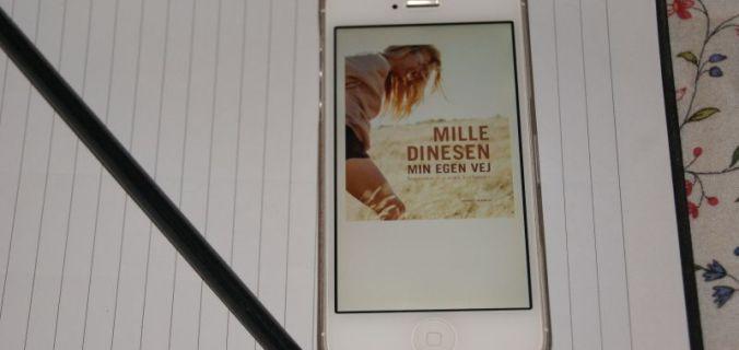 """""""Min egen vej"""" af Mille Dinesen"""