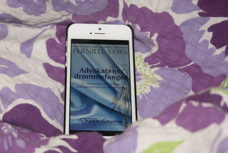 """""""Advokatens drømmefanger"""" af Pernille Vørs - boganmeldelse - Bogfinkens bogblog"""