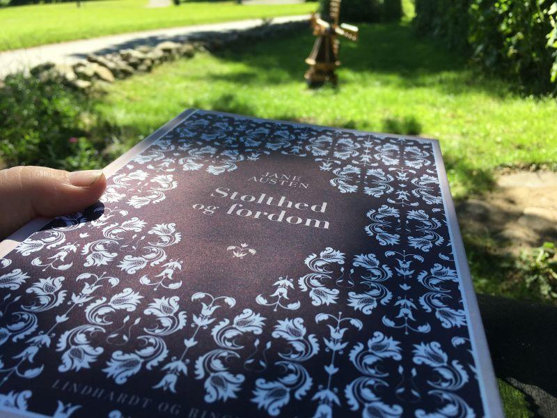 Stolthed og fordom af Jane Austen - Bogfinkens bogblog