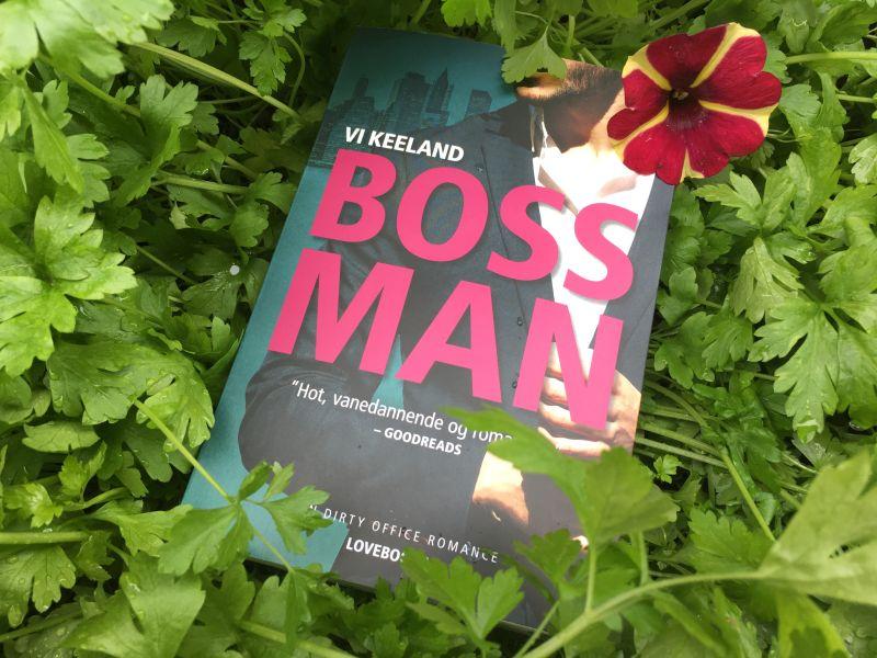 Bossman af Vi Keeland - Bogfinkens bogblog