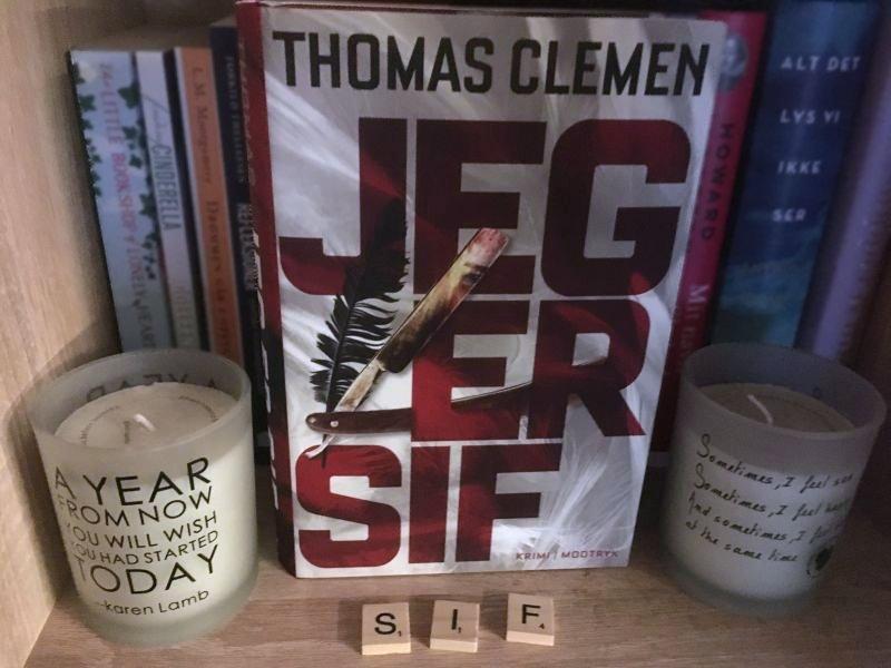 Jeg er Sif af Thomas Clemen - Bogfinkens bogblog