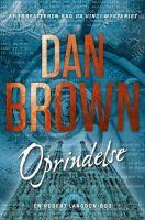 """""""Oprindelse"""" af Dan Brown - Bogfinkens bogblog"""