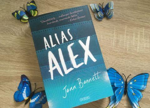Alias Alex af Jenn Bennett - Bogfinkens bogblog