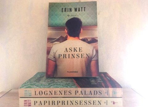 Askeprinsen af Erin Watt - Bogfinkens bogblog