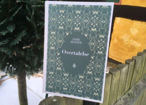 Overtalelse af Jane Austen - Bogfinkens bogblog