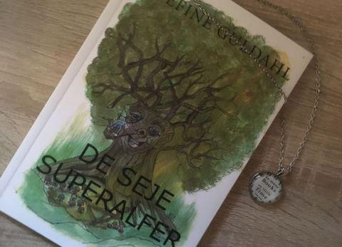 De seje superalfer af Josefine Guldahl - Bogfinkens bogblog