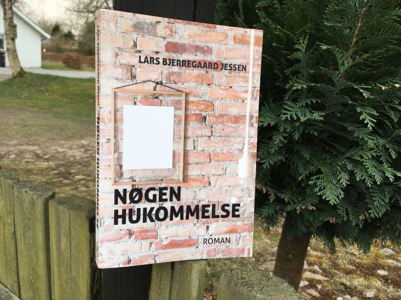 Nøgen hukommelse af Lars Bjerregaard Jessen - Bogfinkens bogblog