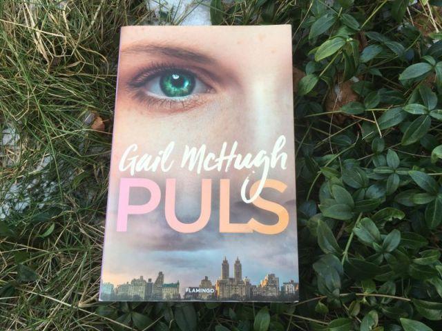 Puls af Gail McHugh - Bogfinkens bogblog