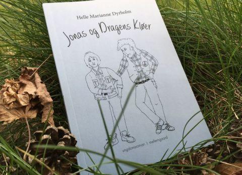 Jonas og Dragens Kløer af Helle Marianne Dyrholm - Bogfinkens bogblog