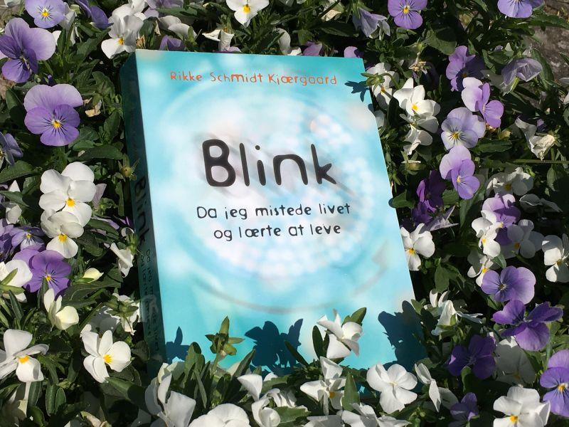 Blink af Rikke Schmidt Kjærgaard - Bogfinkens bogblog