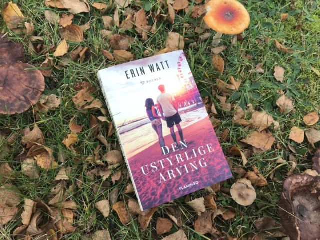 Den ustyrlige arving af Erin Watt - Bogfinkens bogblog