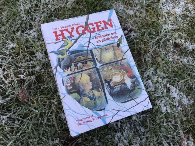 Hyggen - historien om en gårdnisse af Lars-Henrik Olsen - Bogfinkens bogblog