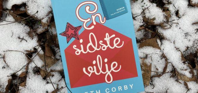 En sidste vilje af Beth Corby - Bogfinkens bogblog