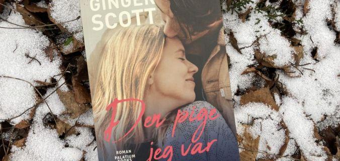 Den pige jeg var af Ginger Scott - Bogfinkens bogblog