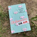 Ekskærester ON AIR af Rachel Lynn Solomon - Bogfinkens bogblog