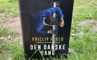 Den danske sang af Phillip Faber - Bogfinkens bogblog