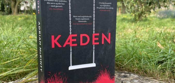 Kæden af Adrian Mckinty - Bogfinkens bogblog