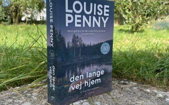 Den lange vej hjem af Louise Penny - Bogfinkens bogblog