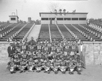 Morgan State College football team, HEN.02.02-001