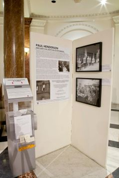 QR codes and paper surveys were used for crowdsourcing identification information.