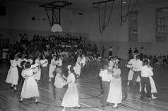 School dance. Circa 1954. Paul Henderson, HEN.00.B2-236.