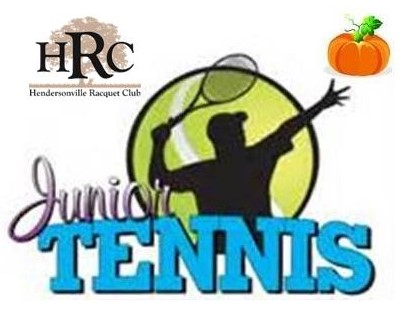 HRC Tennis Junior Program Info Fall Session header logo
