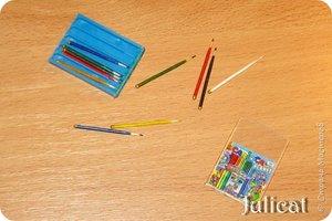 Кукольные карандаши