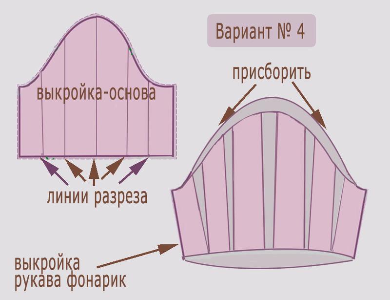 Рукава на резинке отдельно купить акрил по ткани краснодар