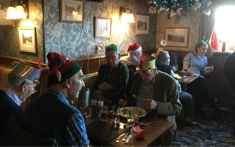 Residents Pub Trip