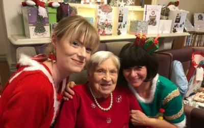 Residents Christmas Cheer
