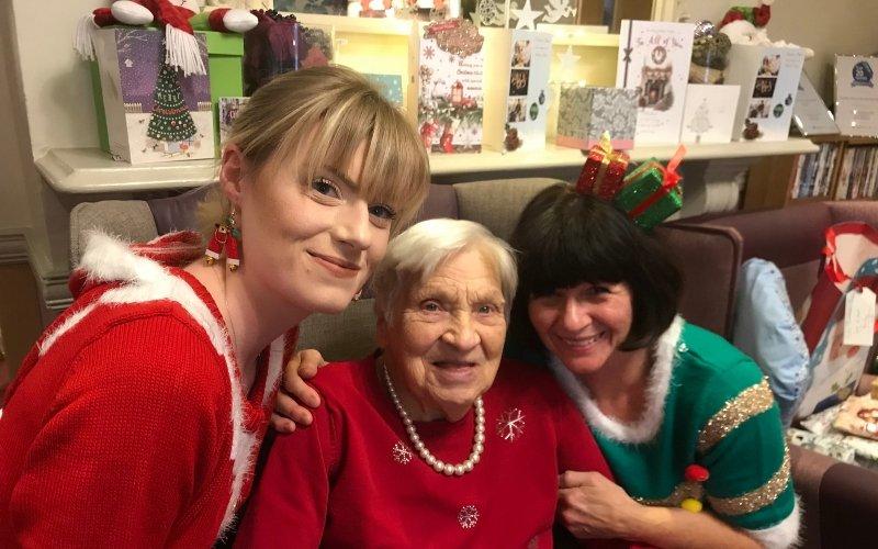 Residents Christmas Cheer