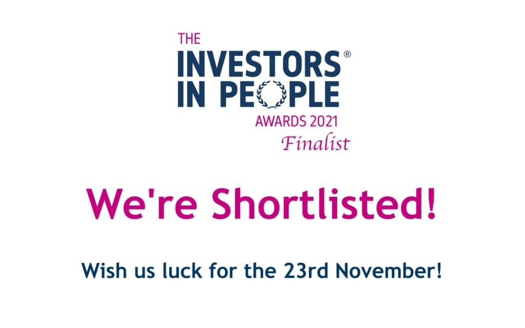 Investors In People National Finalist
