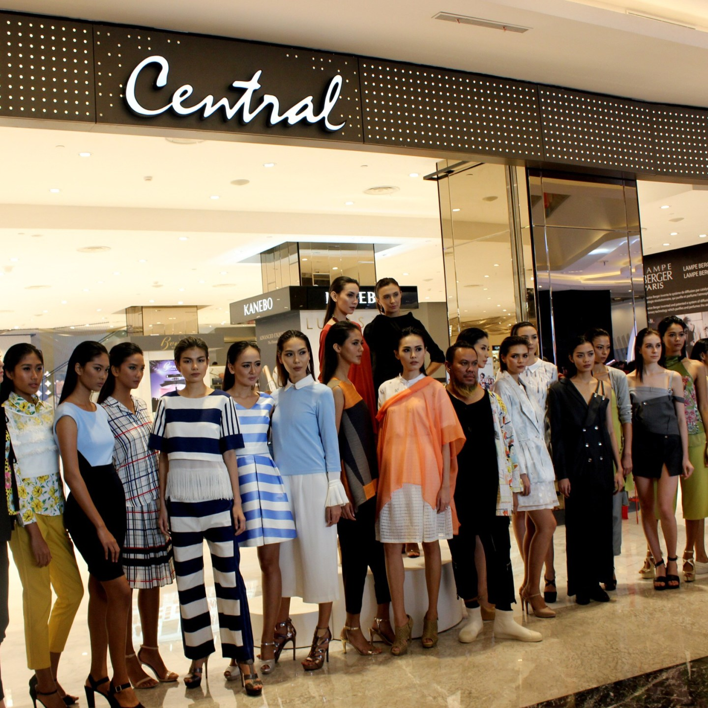 CENTRAL DEPARTMENT STORE AT NEO SOHO MALL