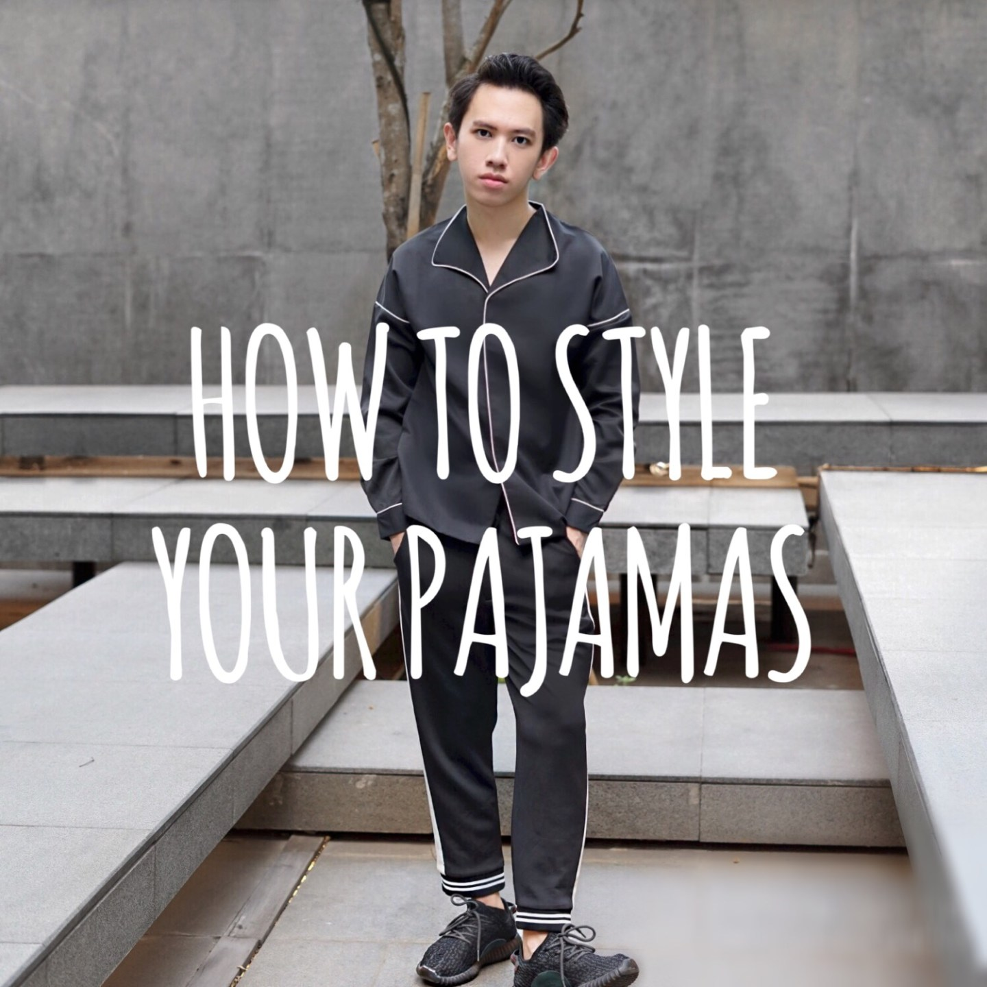 HOW TO STYLE YOUR PAJAMAS