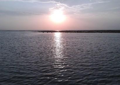 sun rise ujung genteng-1