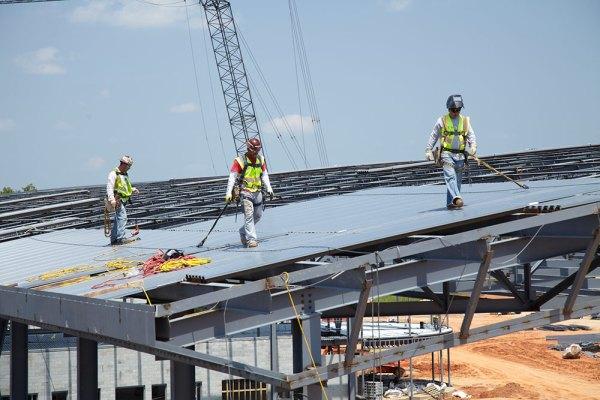 Army Aviation Support Facility | Hendrick Construction, Inc.