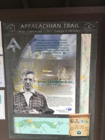 A.T. Museum displays pay homage to trail pioneers