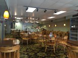 Inside Christine's Cafe, Gettysburg