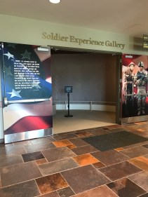 Welcome to the interacive Soldier Experience, telling the Army's story, one solider at a time