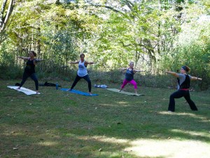 Yoga in the Park @ McCloud Nature Park | North Salem | Indiana | United States