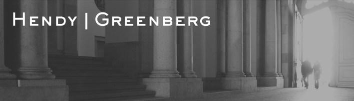 Hendy Greenberg Logo