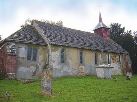 St. Gile's Church