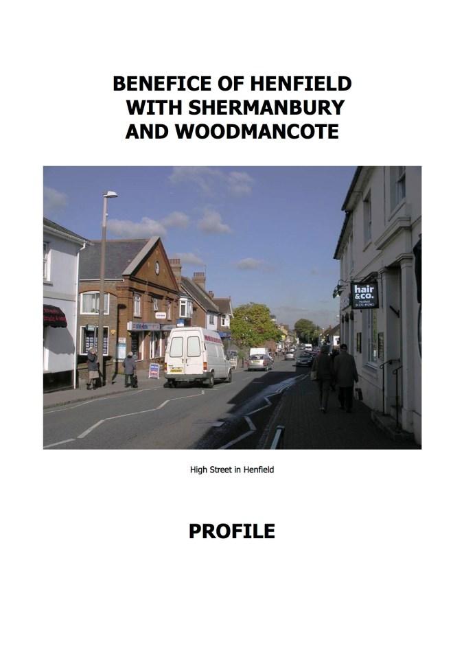 Henfield, Woodmancote, & Shermanbury Benefice Profile 2009 - Click to download