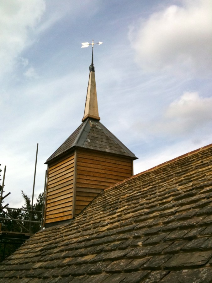 The New Bell Tower